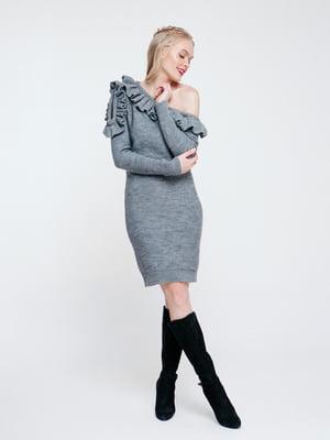 Сукня сіра | 4263709