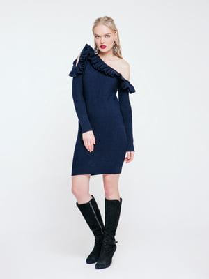 Сукня темно-синя | 4263710