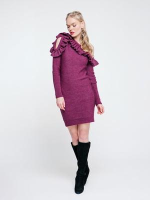 Сукня кольору фуксії | 4263712