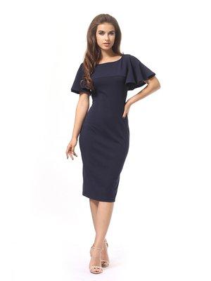Платье темно-синее | 4249850