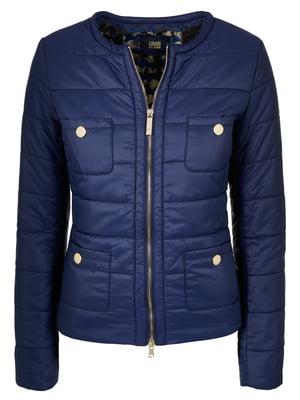 Куртка синяя - Cavalli Class - 4265965