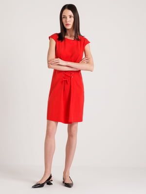Платье красное | 4265353