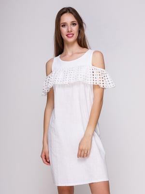 Платье белое | 4262465