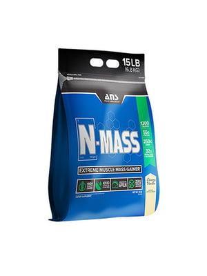 Гейнер N-MASS™ US сливочная ваниль (6,8 кг) | 4263890
