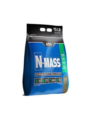 Гейнер N-MASS™ US фадж с арахисового масла (6,8 кг) | 4263893