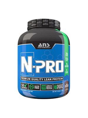Протеин DIABLO Protein US (1,8 кг) | 4263910