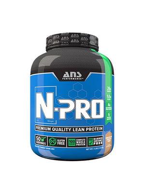 Протеїн DIABLO Protein US суміш арахісового масла з шоколадом (1,8 кг) | 4263912
