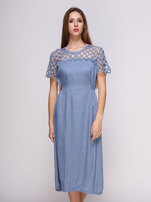 Сукня світло-сіра | 4262395