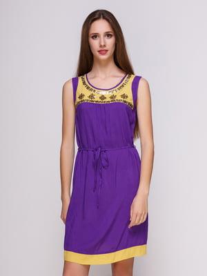 Сукня фіолетова | 4262409