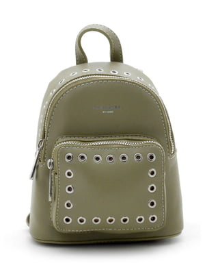 Рюкзак цвета хаки | 4263291