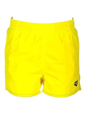 Шорти жовті | 4250886