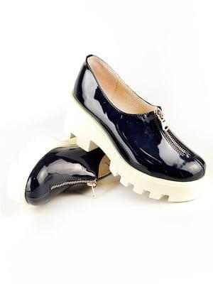 Туфли синие | 4263977