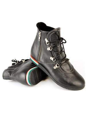 Ботинки черные | 4263998