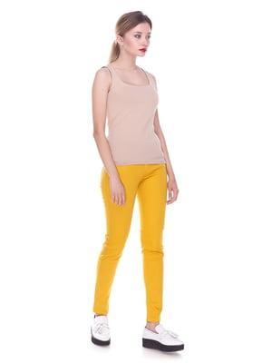 Джинсы желтые - Fairly - 4252279
