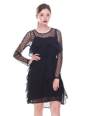 Платье черное | 4252298