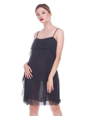 Платье черное - Fairly - 4252327