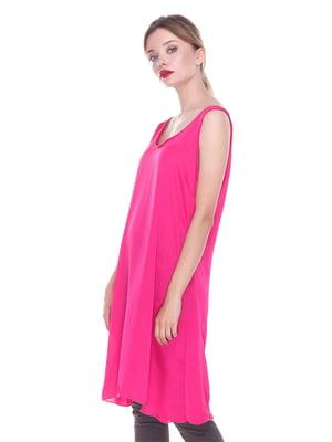 Платье цвета фуксии | 4252310