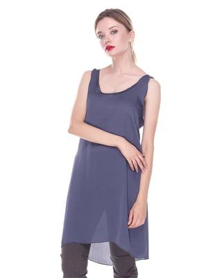 Платье серое - Fairly - 4252311
