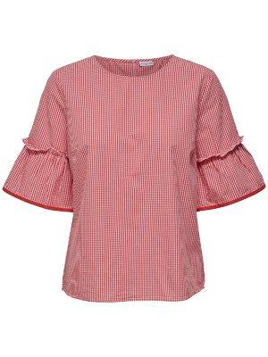 Блуза в клетку | 4129982