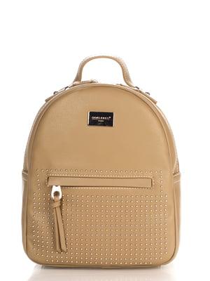 Рюкзак кольору хакі | 4178985