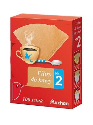 Фильтры для кофе (100 шт.) | 4268729