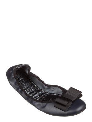 Балетки черные | 4276136