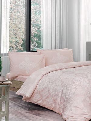 Комплект постельного белья семейный | 4274860