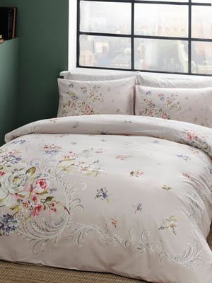 Комплект постельного белья семейный   4274862