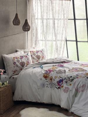 Комплект постельного белья семейный | 4274863