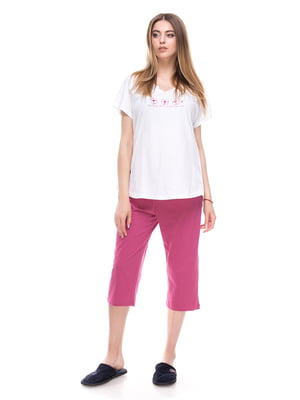 Комплект: футболка и бриджи   4276422