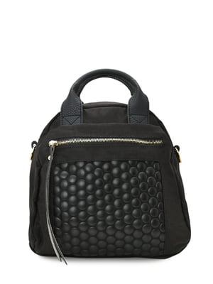 Сумка-рюкзак черная | 4279784