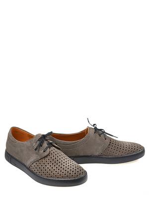 Туфли серые   4281411