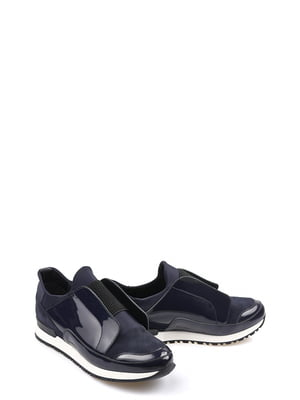 Кроссовки синие | 4281608