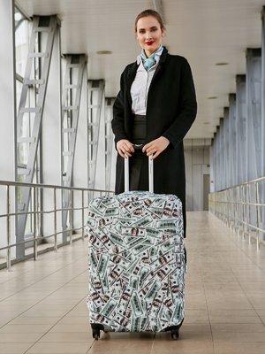 Чохол для валізи | 4186654