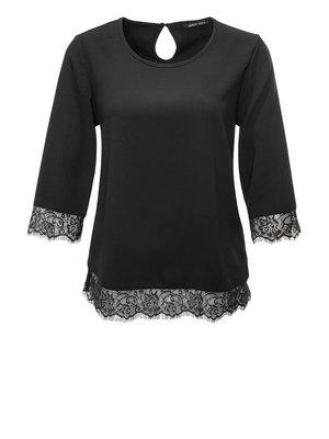 Блуза черная | 4276403