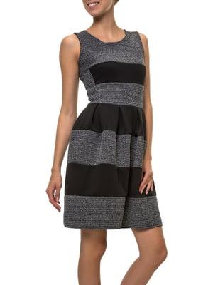 Сукня темно-сіра | 4276455