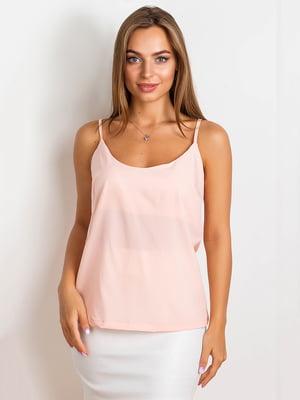 Майка персикового цвета | 4283833