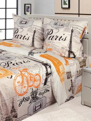 Комплект постельного белья двуспальный (евро) | 4283098