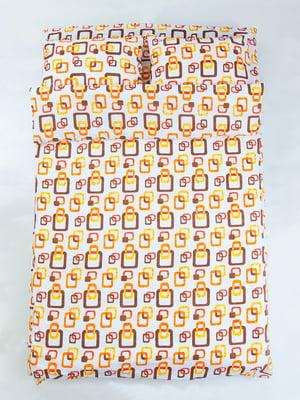 Комплект постельного белья двуспальный | 4141702