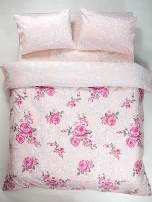 Комплект постельного белья двуспальный (евро) | 4276318