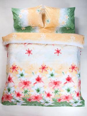 Комплект постельного белья двуспальный (евро) | 4276319
