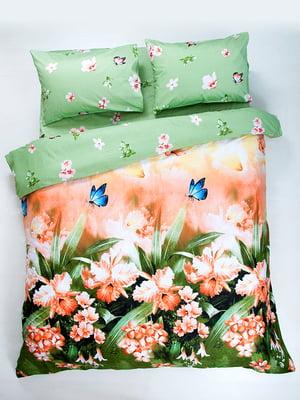 Комплект постельного белья двуспальный (евро) | 4276320