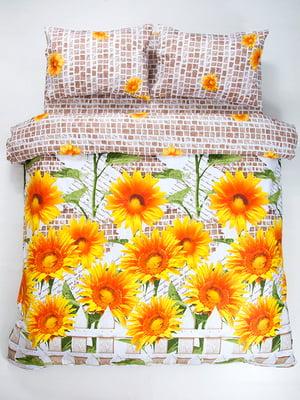 Комплект постельного белья двуспальный (евро) | 4276321
