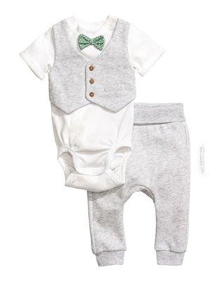 Комплект детский: боди и брюки | 4284806