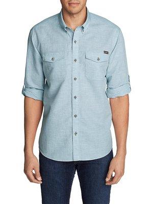 Рубашка голубая | 4284982