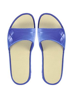 Шльопанці сині | 4250539