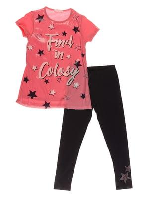 Комплект: футболка і легінси | 4283549