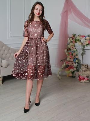Сукня бордова   4229430