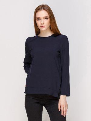 Блуза синяя | 2758645