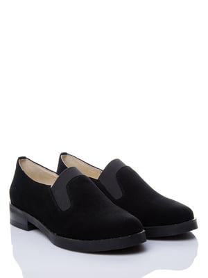 Туфли черные | 4002308